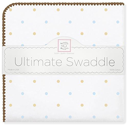 SwaddleDesigns Ultimate Swaddle Blanket Little product image