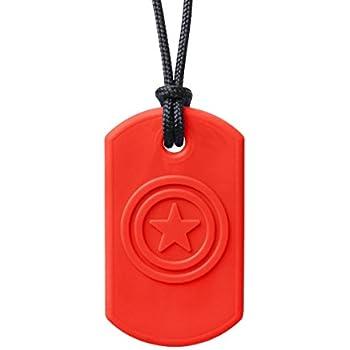 Amazon Com Ark S Super Star Sensory Chew Necklace Made