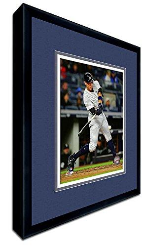 Amazon Framed Aaron Judge New York Yankees 2017 Action Photo