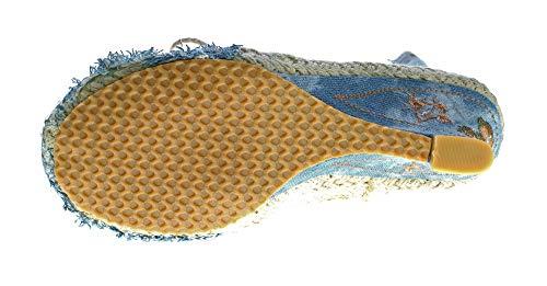 moden Women's Ankle Blue strap Stahl 1UTxOx