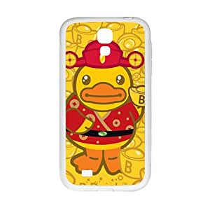 SANYISAN Lovely Mammon B.Duck fashion cell phone case for samsung galaxy s4