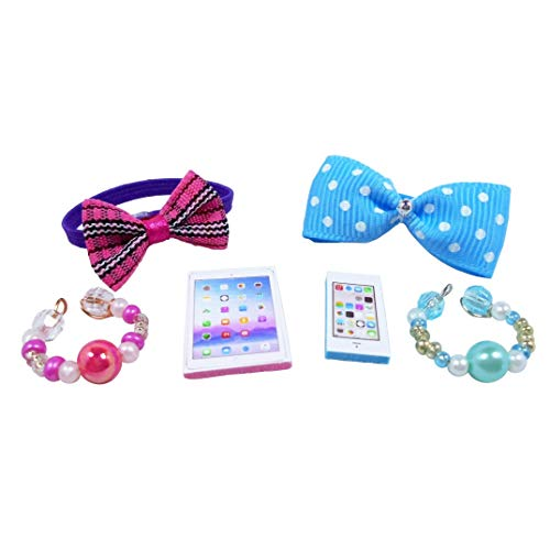 Littlest Pet Shop Accessories Tablet Phone Necklaces, used for sale  Delivered anywhere in USA