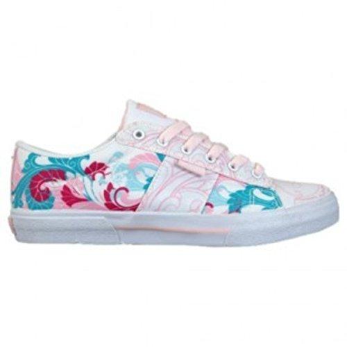 Osiris Skate Shoes - Serve V-- White/ Selebration/Mazakii