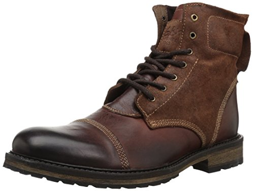 GBX Men's Trax Oxford, Tan, 10 Medium US Gbx Mens Boots