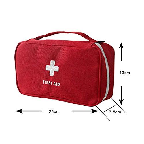 Trousse portable de premiers secours vide, pour la maison 4