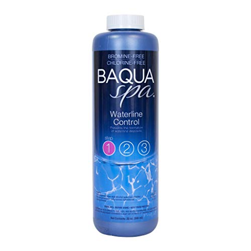 (Baqua Spa Waterline Control Step 1, 32 oz)