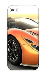 Premium QoqPEtl9216bezWM Case With Scratch-resistant/ Ronn Motor Scorpion Super Car Case Cover For Iphone 5c