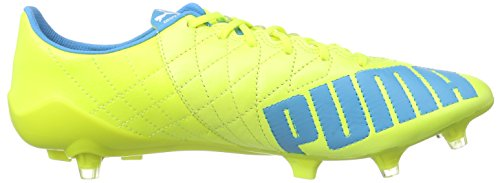 Yellow White Safety Atomic Football Puma Chaussures Blue Evospeed LTH Homme de Multicolore FG SL SSwOqBxWvR