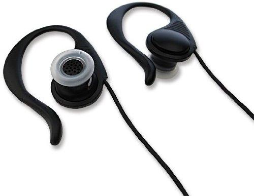 RS Earphone #02 Black / Reverse Sound System Sports Model Earphone