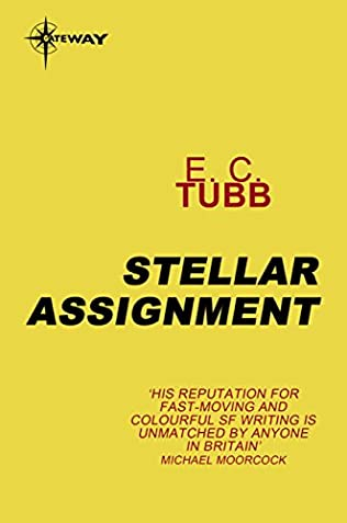 book cover of The Stellar Assignment