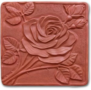 Ordinaire Garden Molds X ROSE8037 Rose Stepping Stone Mold  Pack Of 2
