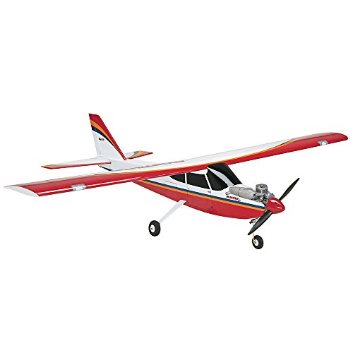 Great Planes Avistar Elite .46-Size Almost Ready-to-Fly Advanced Trainer Radio Control Model (Arf Plane)