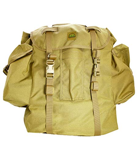 The Hidden Woodsmen Deep Woods Ruck (Coyote Brown)