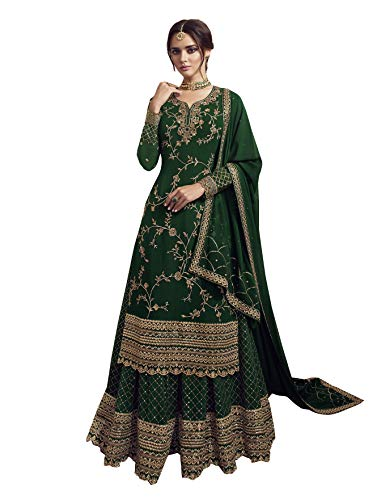 STELLACOUTURE Ready to wear Palazzo Indian Salwar Kameez for Women (4906)