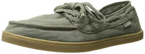 wide range of cheap price sale genuine Sanuk Women's Pair O Sail Boat Shoe Olive outlet sale online rX7DJsqrH