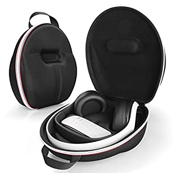 Eyglo Laborious Carrying Case for PS5 Pulse 3D Wi-fi Headset, Ps 5 Gaming Headset Journey Bag Appropriate with Media Distant, Dongle, Cables (Black)