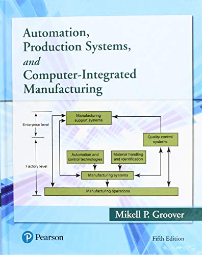 (Automation, Production Systems, and Computer-Integrated Manufacturing (5th Edition))