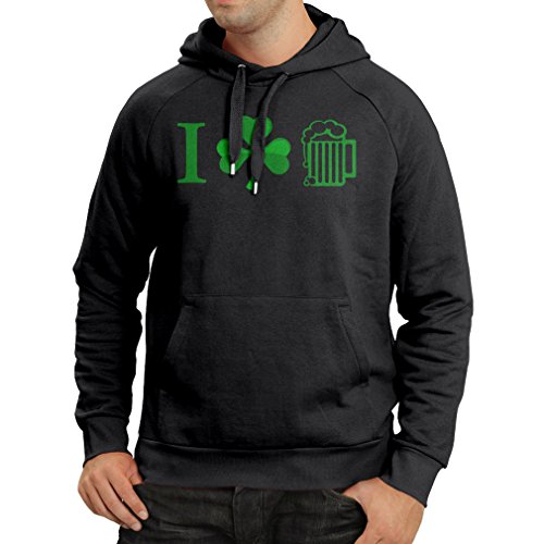 hoodie-the-symbols-of-st-patricks-day-irish-icons-medium-black-multi-color