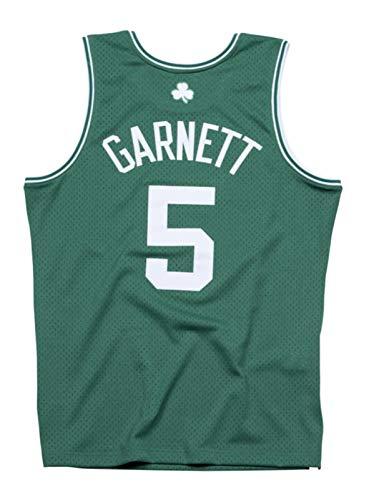 Mitchell & Ness Kevin Garnett Boston Celtics Men's Green Swingman NBA Jersey (4X-Large)