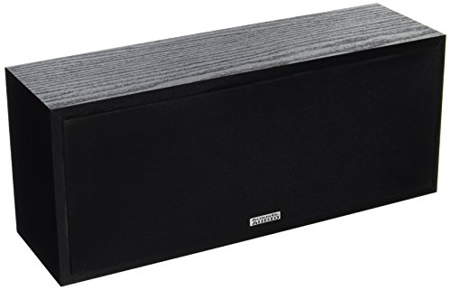 acoustic-audio-psc-43-center-channel-speaker-black