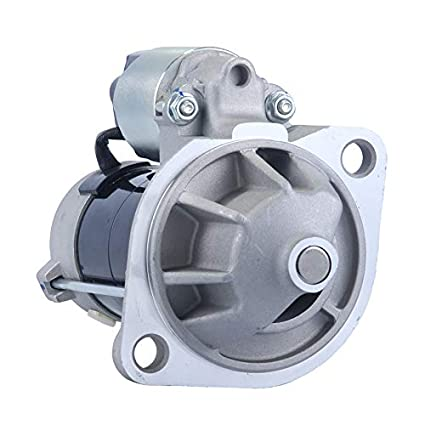 Amazon com: NEW 12V 9T CW STARTER MOTOR FITS DIXIE CHOPPER