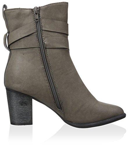 Bucco Womens Charlee Boot Grigio