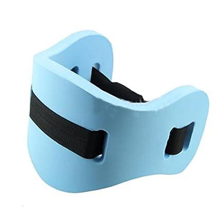 JYCRA Cinturón Flotador de Natación de Seguridad de Espuma EVA para Niños y Adultos, Color Rosa, Tamaño 62x16x2.5cm/24x6x1inch: Amazon.es: Deportes y aire ...