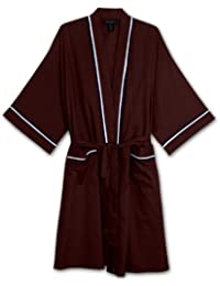 State O Maine Big and Tall Light Weight Broadcloth Robe
