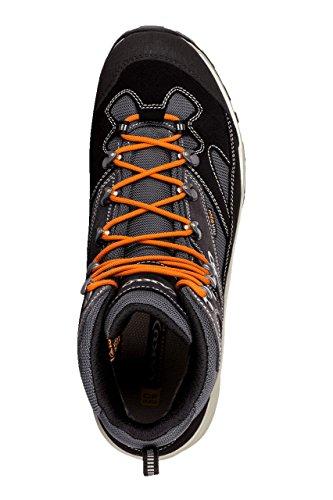 AKU Transalpina GTX Shoes Men Blue/Orange Größe 41,5 2016 Hikingschuhe