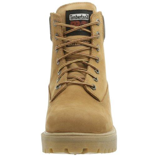 Hombre Timberland, 6en–Botas de trabajo marrón (Wheat Nubuck)