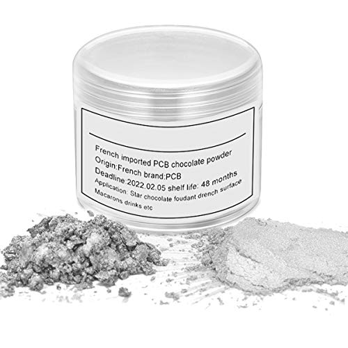 Top recommendation for edible dusting powder silver