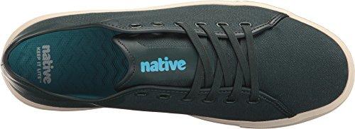 Inheemse Dames Monaco Low Non Perf Fashion Sneaker Botanische Groene Wax / Bone White