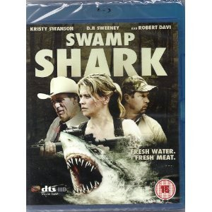 Swamp Shark (Region B/2 Blu-Ray import)