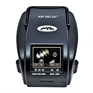 Sequential Compression Device by Air Relax. Compression Pump, Foot and Leg Massager, Leg Compression Massasger, Blood Circulation machine for Legs, Air Compression Leg Massager, Leg Massage Machine