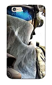 Trolleyscribe Iphone 6 Well-designed Hard Case Cover Tom Clancy Ghost Reconfuture Soldier Protector For New Year's Gift