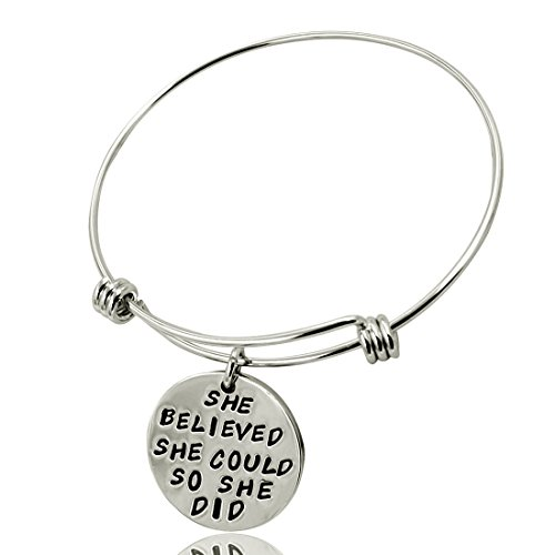 she-believed-she-could-so-she-did-inspirational-adjustable-charm-bangle-bracelet-silver