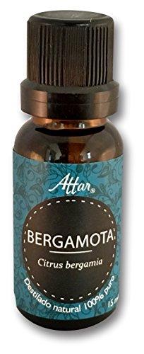 Aceite Esencial de Bergamota Attar 15ml