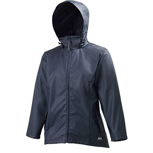 Helly Hansen Women's Voss Jacket, Classic Navy, X-Large
