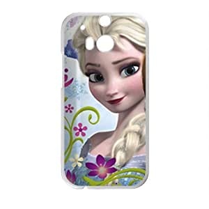 HUAH Frozen lovely sister Cell Phone Case for HTC One M8 by icecream design
