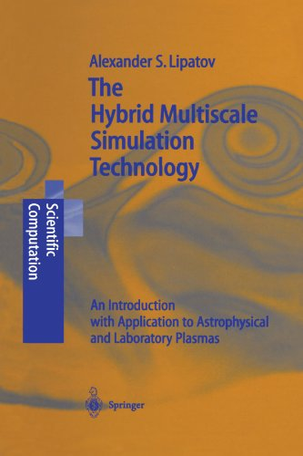 The Hybrid Multiscale Simulation Technology: An Introduction with Application to Astrophysical and Laboratory Plasmas (S