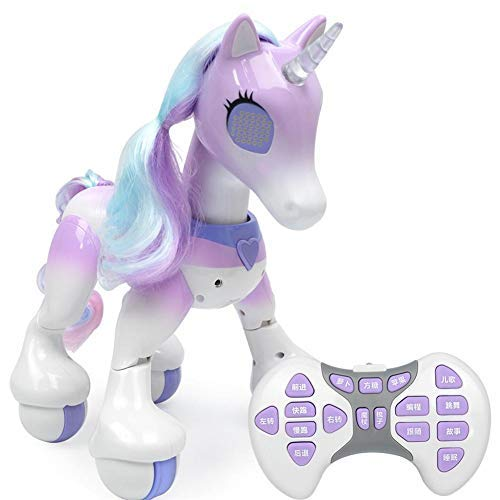 Unicorn Electric Smart Horse Remote Control Unicorn Touch Induction Electronic Pet by Carrie-ful (Image #3)