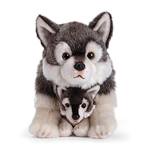 NAT and Jules Plush Toy, Wolf mamma e cucciolo
