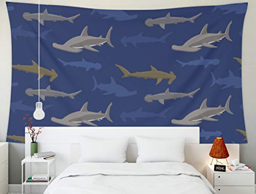 Shorping Huge Tapestries, 80x60Inches Hanging Wall Tapestry for Décor Living Room Dorm Wallpaper 15 ()