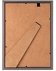 Cooper & Co. A4 Classic Certificate Frame 6 Pieces, Black/Gold,