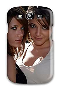 New Fashion Premium Tpu Case Cover For Galaxy S3 - Adult Women Grown Up People Women