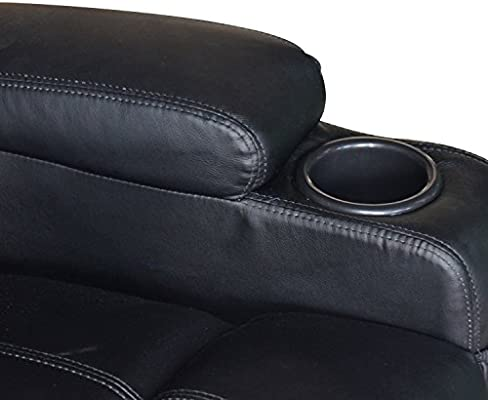Deluxe Ergonomic Vibrating Recliner Sofa Massage Chair