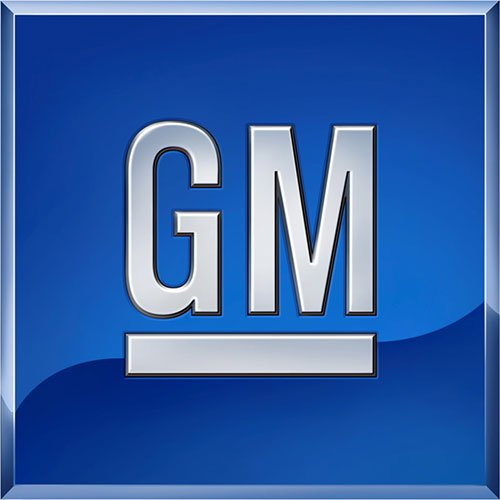 (Genuine GM Emblem Part# - 10154591)