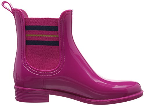 Tommy Hilfiger Damen O1285dette 7r Gummistiefel Pink (Very Berry 501)