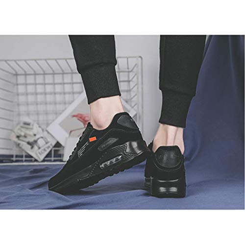 Casual A Lame Walking Baskets Chaussures Hommes De Sport Course Respirant Maille La Zixuap Mode zvOtzq