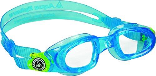 Aqua Sphere Moby Kid Swim Goggle, AQ-CL